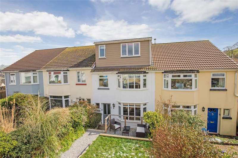 5 Bedrooms Terraced House for sale in Denys Road, Totnes, Devon, TQ9