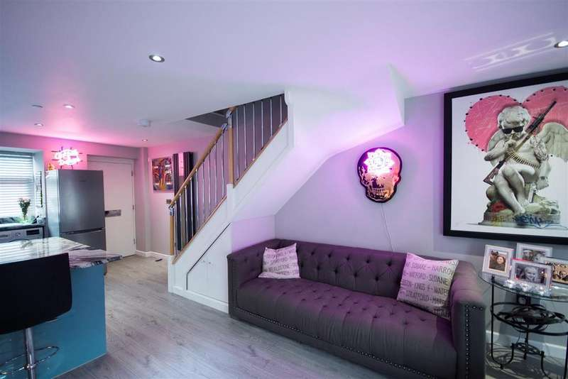 4 Bedrooms Terraced House for sale in Hallyburton Road, Hove