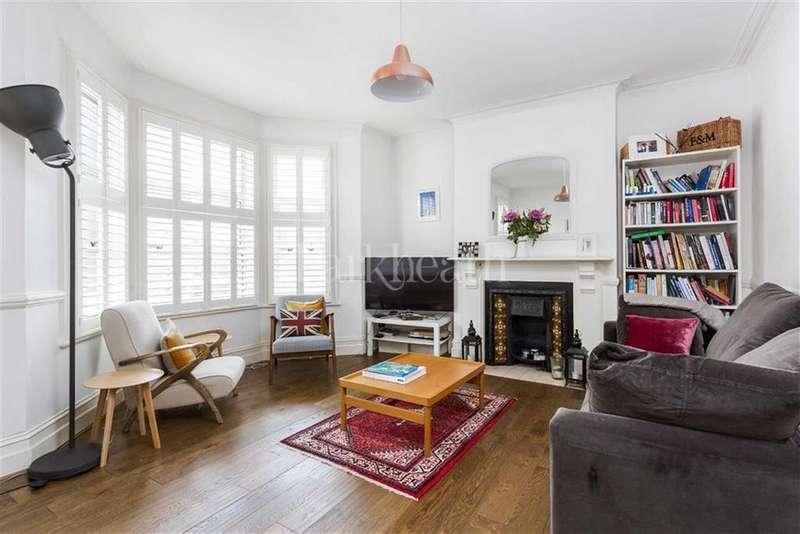 2 Bedrooms Flat for sale in Chamberlayne Road, Kensal Rise, London