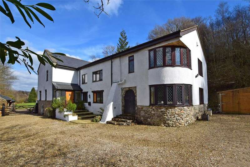 5 Bedrooms Detached House for sale in Dunkeswell, Honiton, Devon