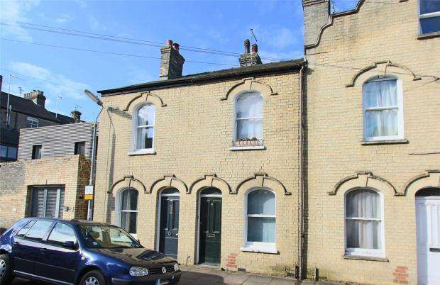 3 Bedrooms Terraced House for sale in Auckland Road, Cambridge, Cambridgeshire