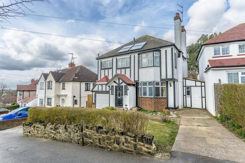 5 Bedrooms Detached House for sale in Rose Hill Park West, Sutton