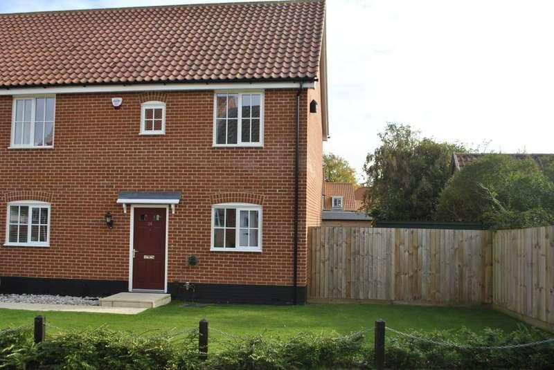 3 Bedrooms Semi Detached House for rent in Watsons Way, Barrow