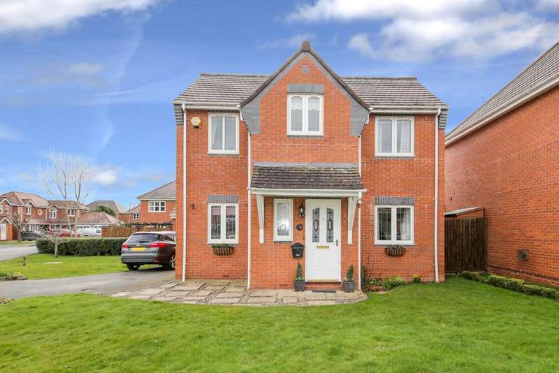 3 Bedrooms Detached House for sale in Burford, Tenbury Wells, Worcestershire, WR15 8AG