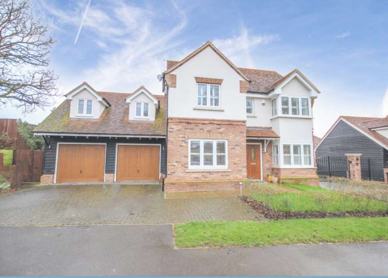 4 Bedrooms Detached House for sale in Shefford Road, Clophill, MK45