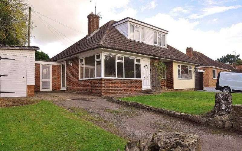 3 Bedrooms Bungalow for sale in Ashford TN24