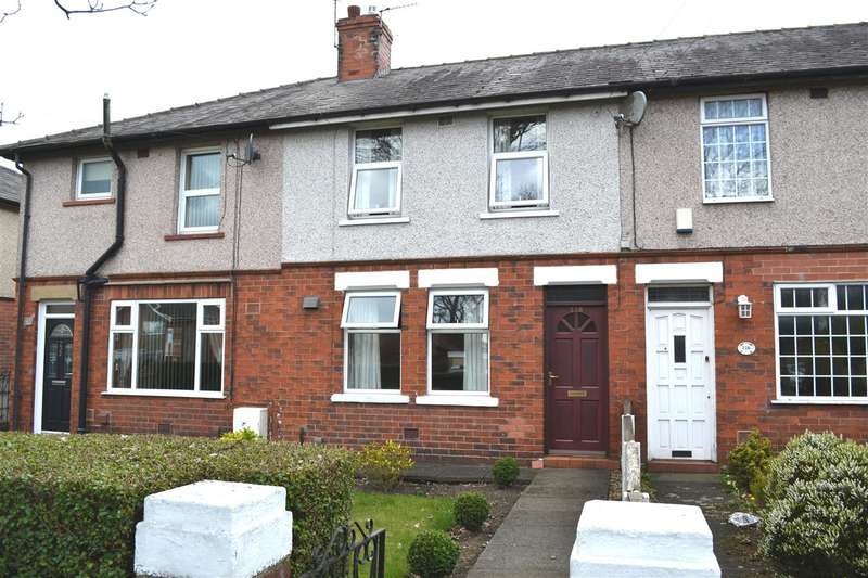 2 Bedrooms Terraced House for sale in Warrington Road, Leigh