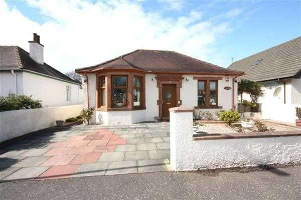 3 Bedrooms Bungalow for sale in Golf Place, Troon