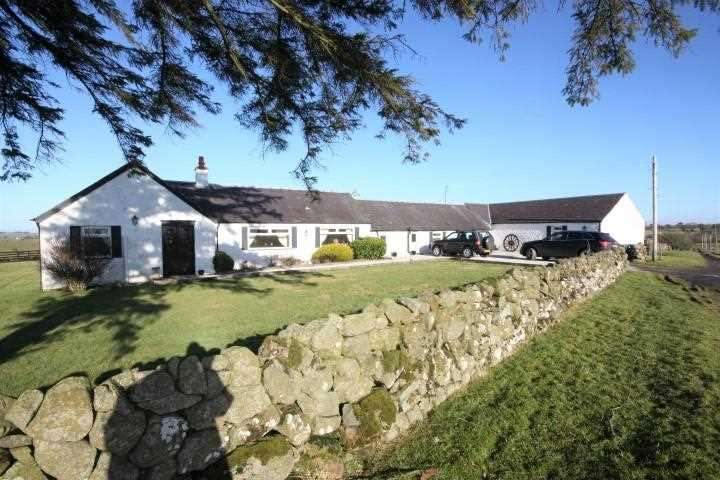4 Bedrooms Detached House for sale in Bent Cottage, Ochiltree