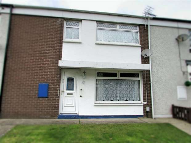 2 Bedrooms Terraced House for sale in 52 Llansawel, Briton Ferry, Neath, West Glamorgan