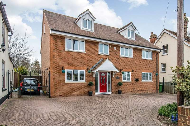 8 Bedrooms Detached House for sale in Forge Lane, Upchurch, Sittingbourne, ME9
