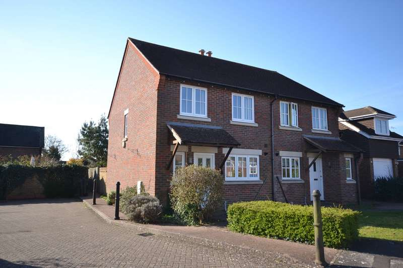 3 Bedrooms Semi Detached House for sale in Malthouse Cottage, Springbank, Chichester, PO19
