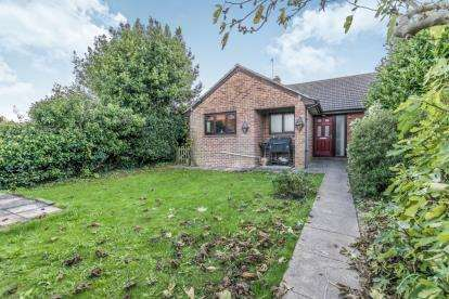 2 Bedrooms Bungalow for sale in Elson Road, Gosport, Hampshire