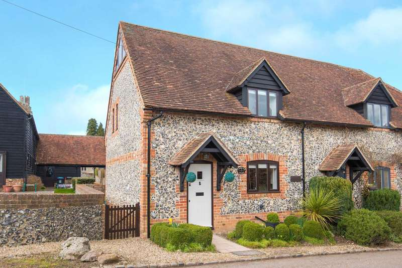 3 Bedrooms End Of Terrace House for sale in Pipers Hill, Great Gaddesden