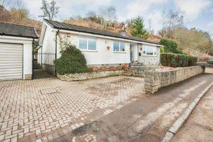 3 Bedrooms Bungalow for sale in Lanark Road, Crossford