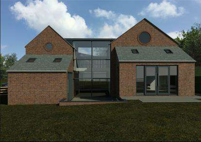 4 Bedrooms Detached House for sale in Hocker Lane, Over Alderley, Cheshire