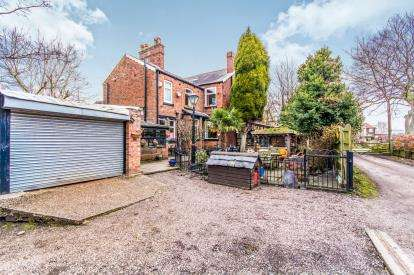 3 Bedrooms Semi Detached House for sale in Stockport Road, Denton, Manchester, Greater Manchester