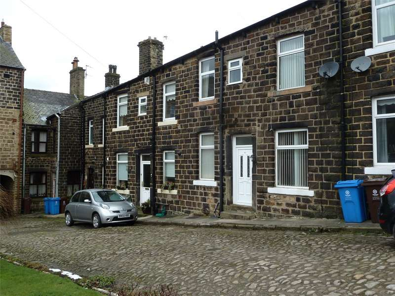 2 Bedrooms Terraced House for sale in Spring Grove, Greenfield, Saddleworth, OL3