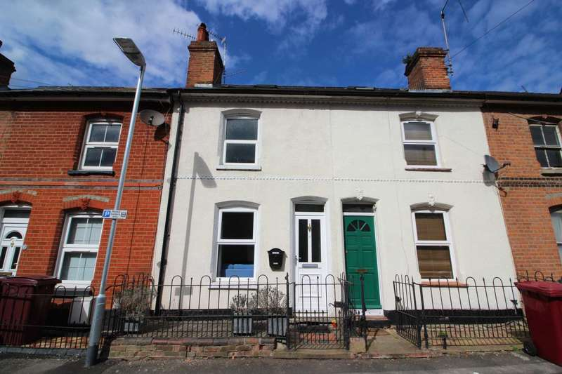 3 Bedrooms Terraced House for sale in Francis Street, RG1