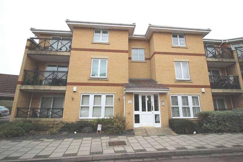 2 Bedrooms Apartment Flat for sale in Marathon Way, West Thamesmead, SE28 0JJ