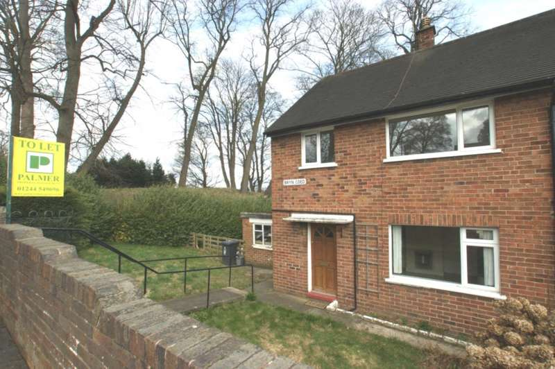 3 Bedrooms Semi Detached House for rent in Bryn Coed, Gwersyllt, Wrexham, LL11 4UE.