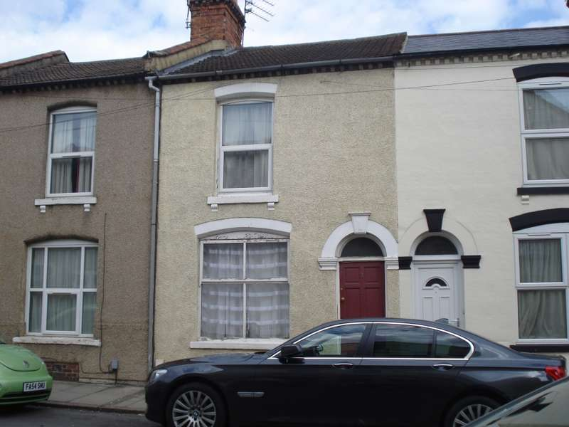 2 Bedrooms Terraced House for sale in Grove Road, Mounts, NN1 3LH