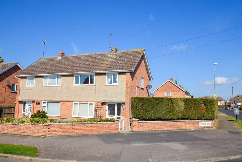 3 Bedrooms Semi Detached House for sale in Gotch Road, Barton Seagrave
