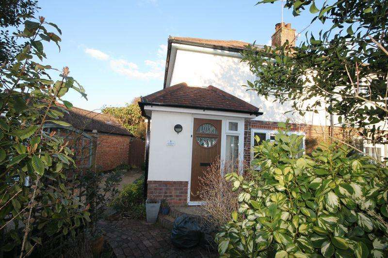 2 Bedrooms End Of Terrace House for sale in Bridge Road, Emsworth