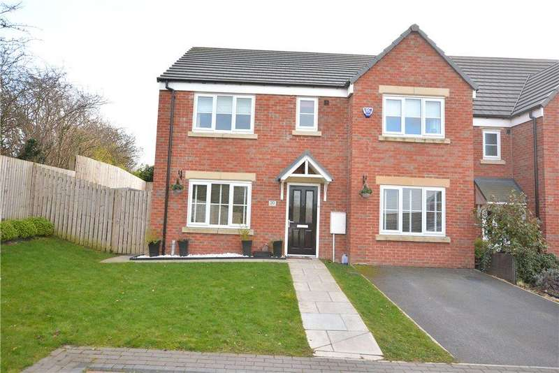 5 Bedrooms Detached House for sale in Barrowby Close, Garforth, Leeds, West Yorkshire