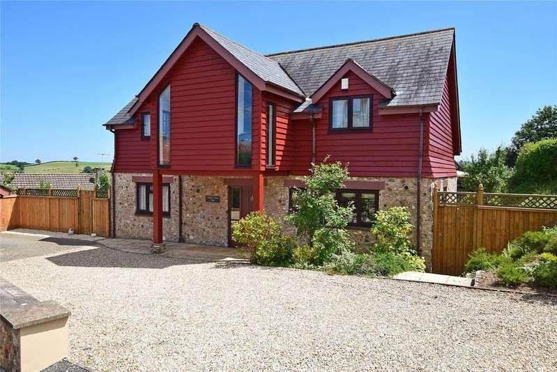 3 Bedrooms Detached House for sale in Hillhead, Colyton, Devon