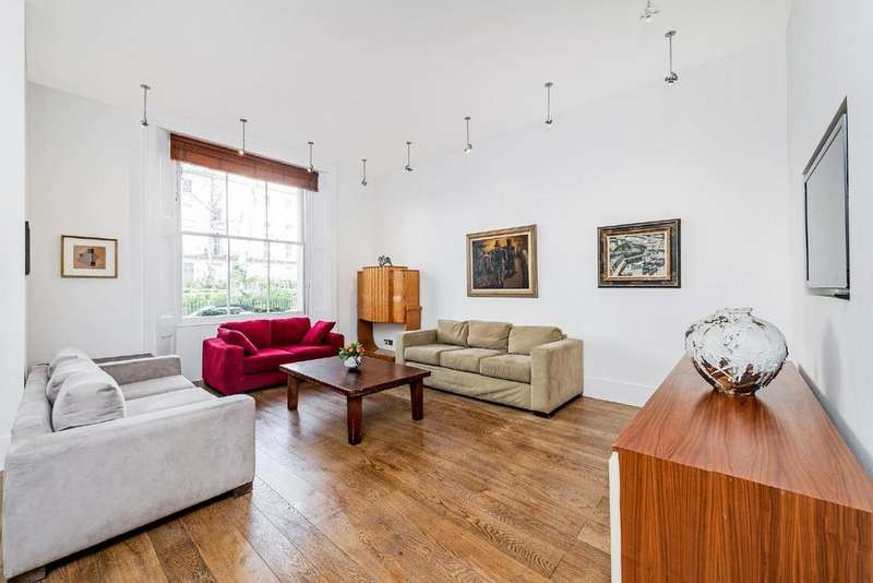 2 Bedrooms Maisonette Flat for sale in Porchester Square, Bayswater
