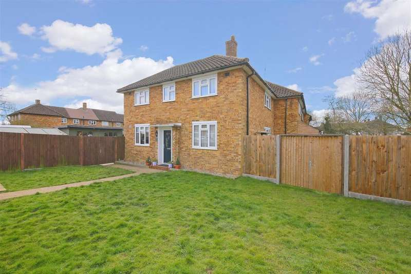 4 Bedrooms End Of Terrace House for sale in Stretton Way, Borehamwood