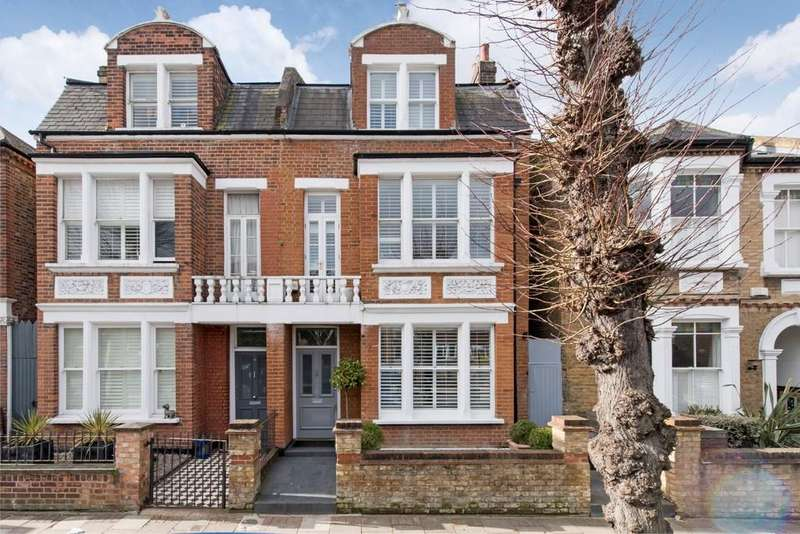 6 Bedrooms Semi Detached House for sale in St Anns Hill, London