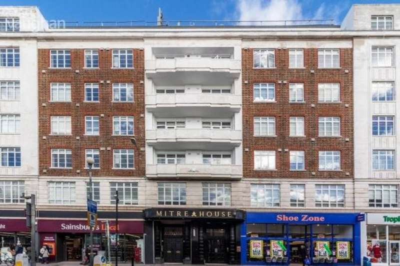 1 Bedroom Apartment Flat for sale in Western Road, Brighton