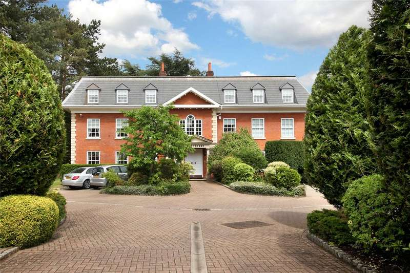 4 Bedrooms Penthouse Flat for sale in Turnberry House, Cross Road, Sunningdale, Berkshire