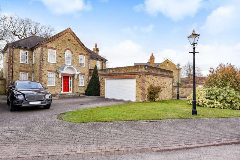 4 Bedrooms Detached House for sale in Hambledon Place, Dulwich