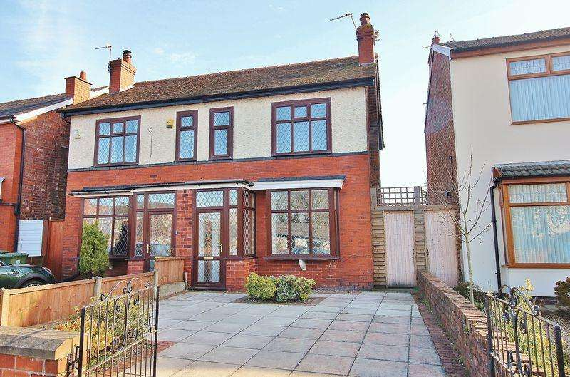 2 Bedrooms Semi Detached House for sale in Sandon Road, Hillside