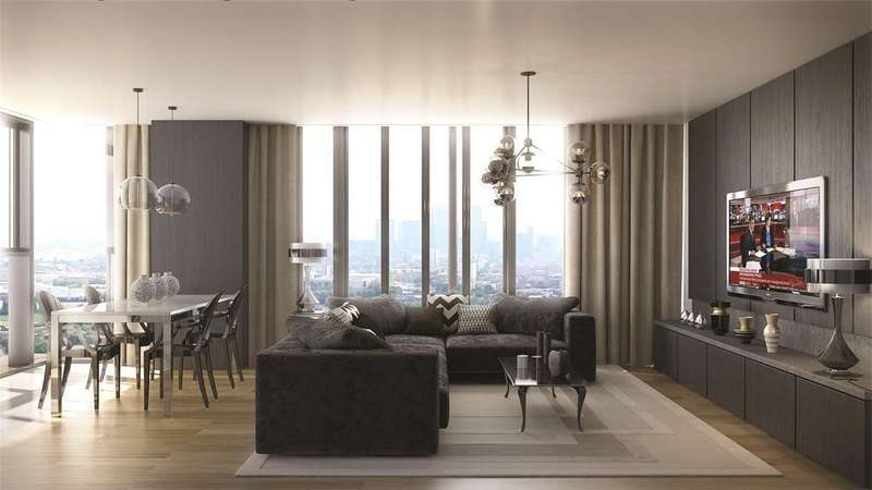 3 Bedrooms House for sale in Stratosphere, Station Street, London, E15