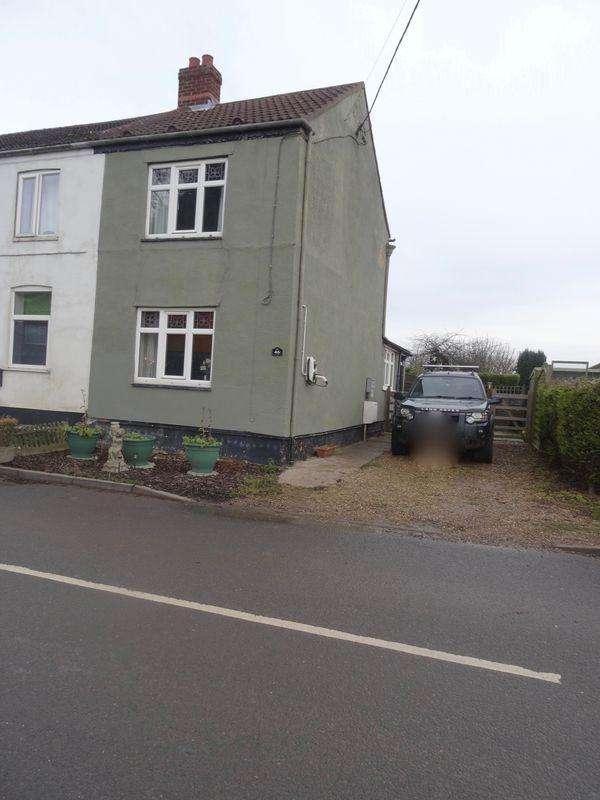 2 Bedrooms Terraced House for sale in Belchmire Lane, Gosberton