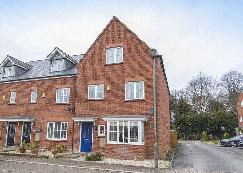 4 Bedrooms Terraced House for sale in CHURCH CLOSE, SMALLEY
