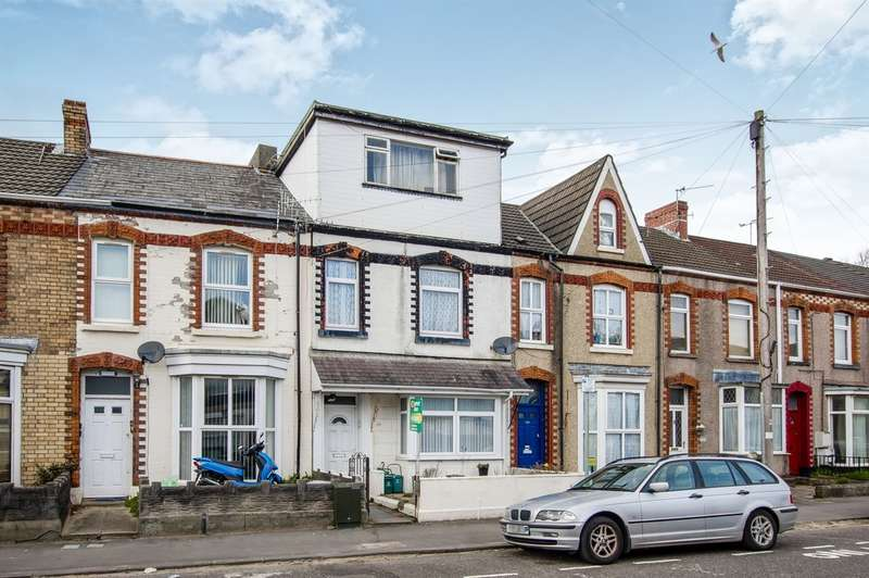 5 Bedrooms Terraced House for sale in St Helens Road, Swansea