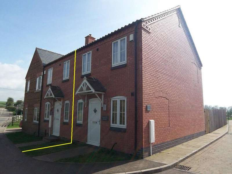 2 Bedrooms Terraced House for rent in Church Street, Scalford, Melton Mowbray