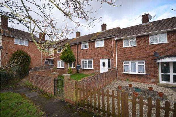 3 Bedrooms Terraced House for sale in Woburn Gardens, Basingstoke, Hampshire