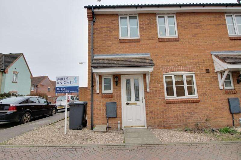 3 Bedrooms End Of Terrace House for rent in Horsley Drive, Gorleston, Great Yarmouth