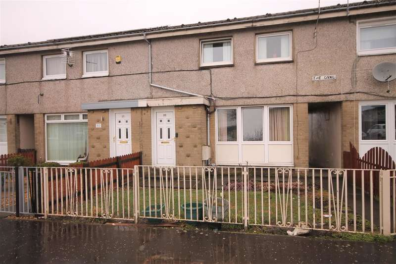 3 Bedrooms Terraced House for sale in The Oval, Glenboig, Coatbridge