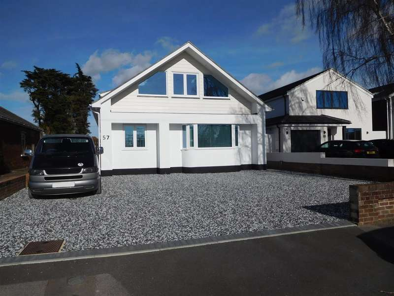 5 Bedrooms Detached House for sale in Lulworth Avenue, Poole