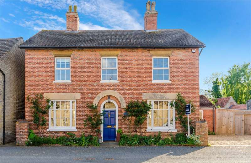5 Bedrooms Detached House for sale in High Street, Ropsley, Grantham, NG33