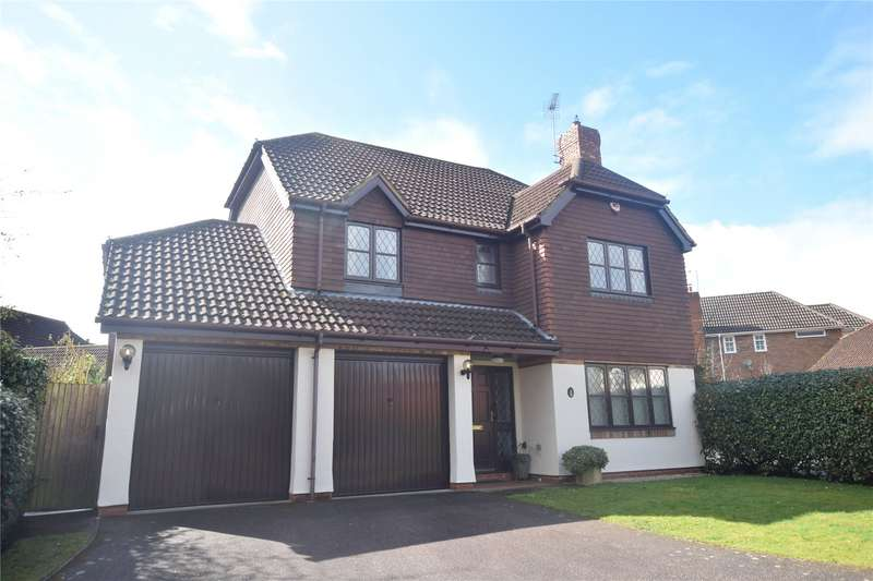 5 Bedrooms Detached House for sale in Old Lands Hill, Warfield, Berkshire, RG12