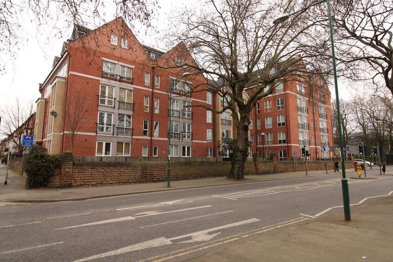 2 Bedrooms Apartment Flat for sale in The Pavilion, Russell Road NG7