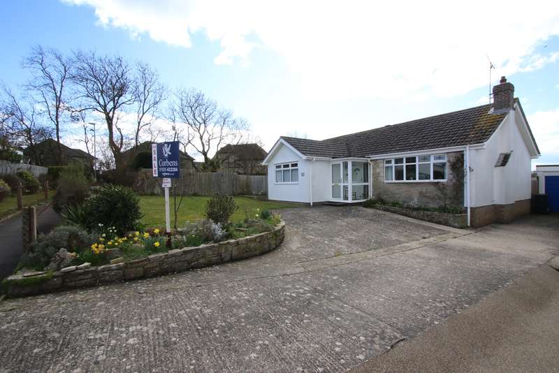 3 Bedrooms Detached Bungalow for sale in D'URBERVILLE DRIVE, SWANAGE